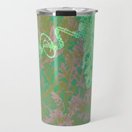 Living in the Forest Travel Mug