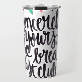 Does that answer your question? Travel Mug