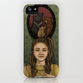 Just Right iPhone Case
