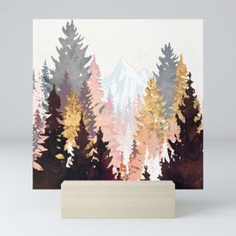 Wine Forest Mini Art Print