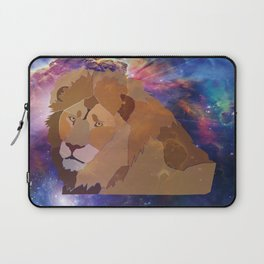 The Lion Is High Laptop Sleeve