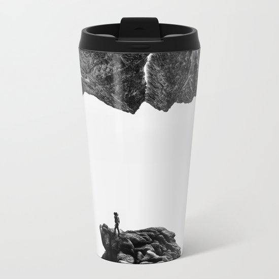 Isolate Me Metal Travel Mug
