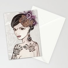 Belly Dance 2 Stationery Cards