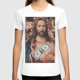 Jesus loves sex T-shirt