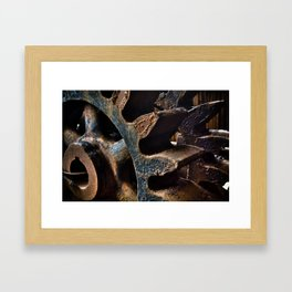 Gears of war Framed Art Print