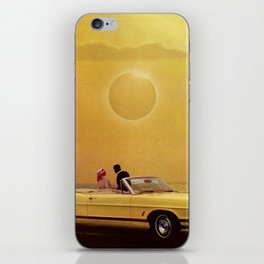 Yellow Fever View iPhone Skin