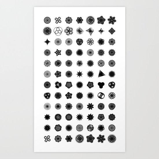 Parametric End Art Print