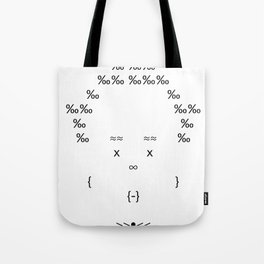The Only Text Series - Fofo Tote Bag