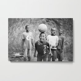 bliss::rwanda Metal Print