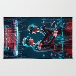 Virtual Lovers Rug