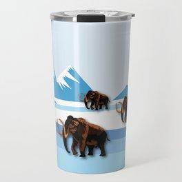 An Ice Age History Travel Mug