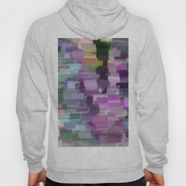 abstract colorful pastel drawing purple blue tones Hoody