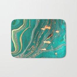 Ocean Gold Bath Mat