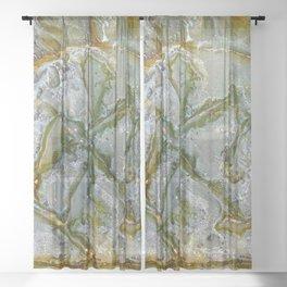 Natures Art Ten Sheer Curtain