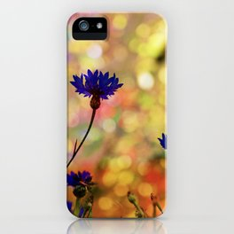 Summer Field Impression 2 iPhone Case