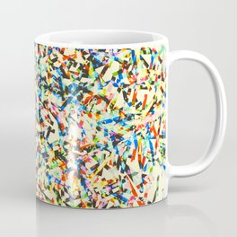 Retro Confetti Coffee Mug