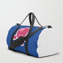 Adorable Cartoon Octopus Professionally Designed Duffle Bag