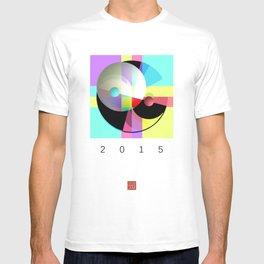 yinyang c1 b1a T-shirt