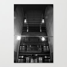barred Canvas Print