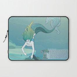 The little mermaid Laptop Sleeve