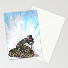Ssssseriously Stationery Cards