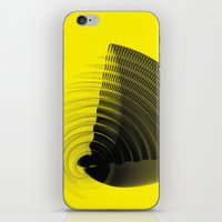 pi iPhone & iPod Skins featuring pi by Graphmob