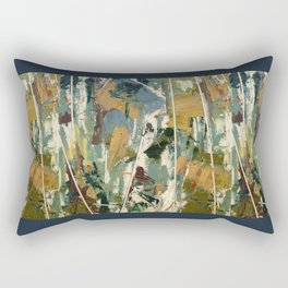 Moss Study 3 Rectangular Pillow