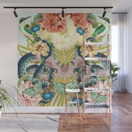 Magical Jungle Wall Mural