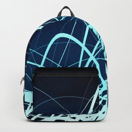 Blue Movement2 Backpack