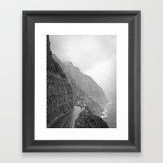 Cape Town Framed Art Print