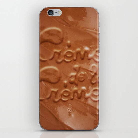 Crème de la Crème iPhone & iPod Skin