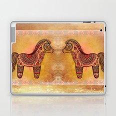Ceremonial Indian Horse Laptop & iPad Skin
