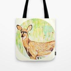 As A Deer Tote Bag