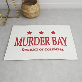 Murder Bay Rug