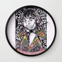 Noel Fielding  Wall Clock