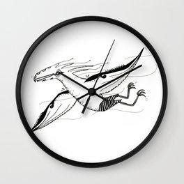 Ptero Wall Clock