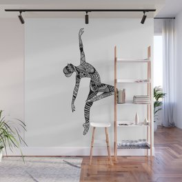 Dancer Wall Mural