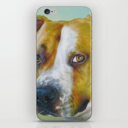 DOG III iPhone Skin