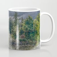 poland Mugs featuring Hortulus-Poland HDR by helsch photography