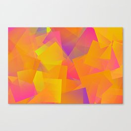 2106 Summer's starting ... Canvas Print