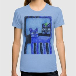 Cat King T-shirt