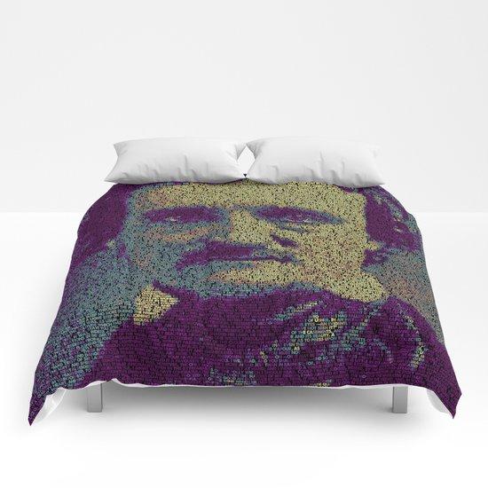 Edgar Allan Poe. Comforters