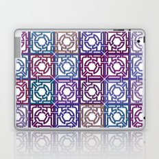 Colorful Maze V Laptop & iPad Skin
