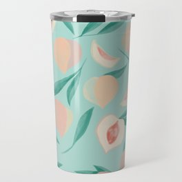 Peaches Travel Mug