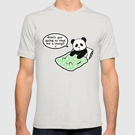 Read panda a story T-shirt