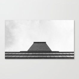 One. Canvas Print