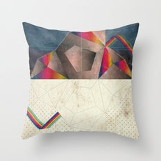 SpaCE_oToLanD Throw Pillow