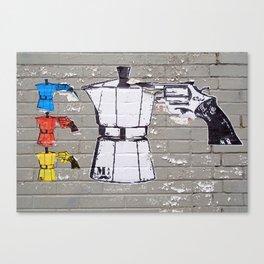 Take a Shot Canvas Print