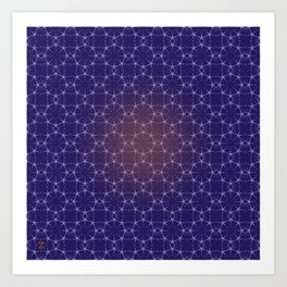 Astro I Art Print