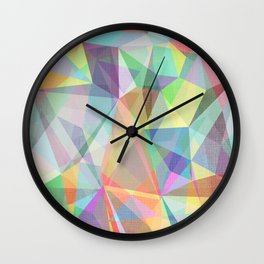 Graphic 32 Wall Clock